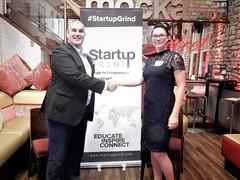 Startup Grind Cardiff Event September 2017