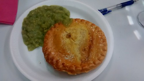 Swalwell pie and pea supper Sept 17