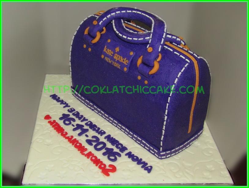 Cake Branded Bag - NOVIA