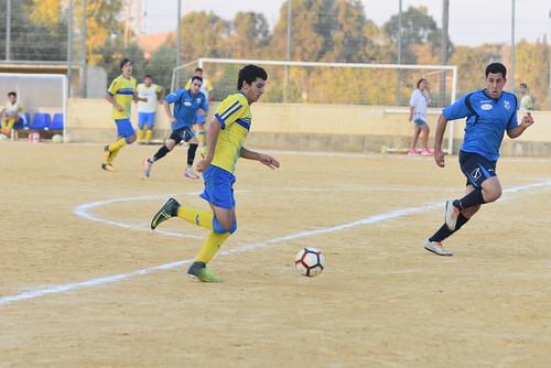 Fútbol 3º Andaluza La Motilla Maribáñez