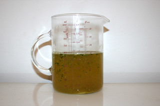 12 - Zutat Gemüsebrühe / Ingredient vegetable broth