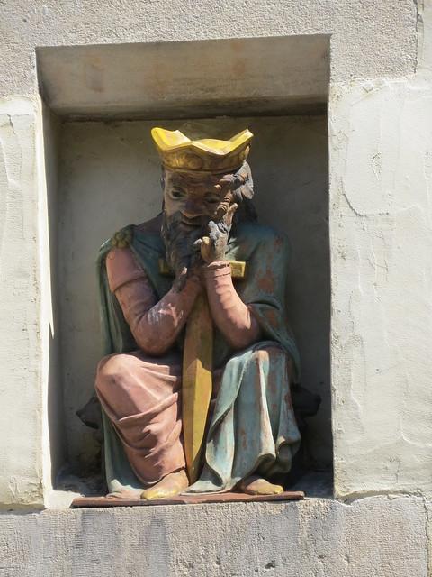 Gondebaud - Roi des Burgondes (455 - 516 ap. J.-C.)