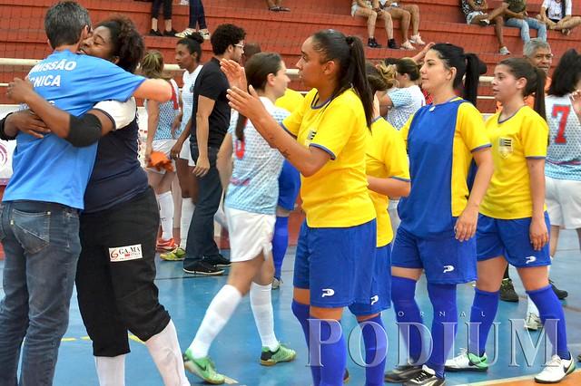 Taça de Futsal Feminino 2017