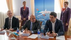 Новый авиамаршрут свяжет культурную столицу страны с курортным Краснодарским краем