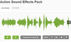 Action Sound Effects Pack