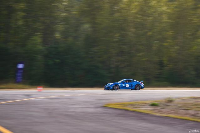 Porsche Rally 2017