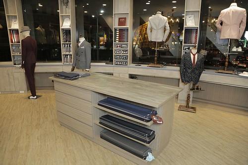 訂做西裝也能很科技!Suit Multi 西服體驗3D量身訂製不一樣的手感西服 (11)