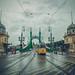 A rainy day in Liberty bridge-árnyékolástechnika-kép