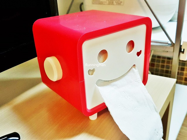 Ewha Hostel 10 - Happy Tissue Box
