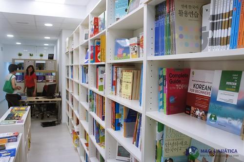 Nueva Libreria Aprende Chino, Japonés Coreano Hoy Madrid Asia 12
