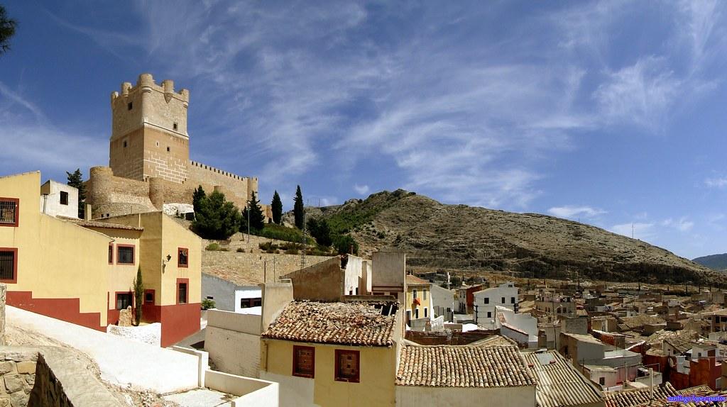 Atalaya castle alicante spain tripcarta - La casa de los aromas villena ...