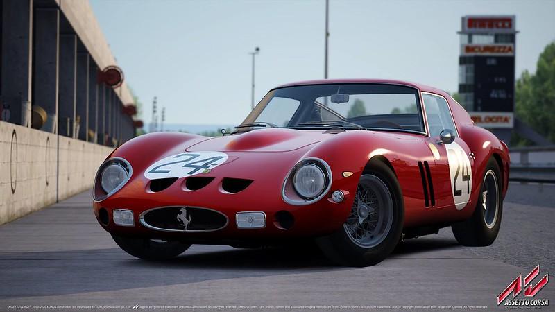 Assetto Corsa Ferrari 250 GTO 2