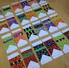 Accidentally started a Halloween quilt this week. Oops. :ghost: :jack_o_lantern:  #quilting #Halloween-decor