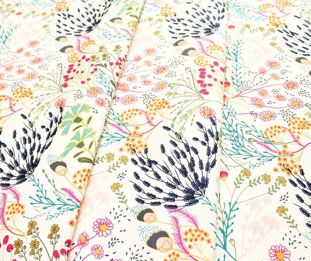 Art Gallery Fabrics Indie Folk Meadow Vivid