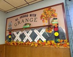 Grange Bulletin Board.