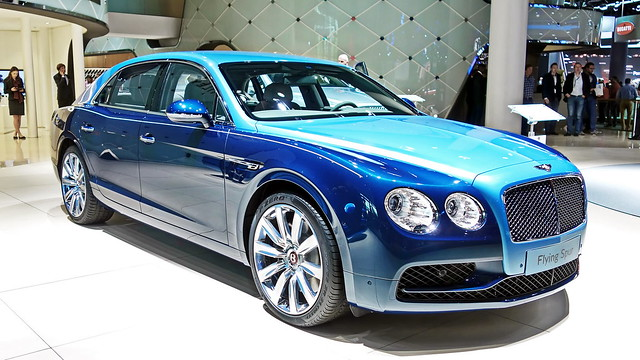 Bentley Flying Spur V8 S (Mk2)