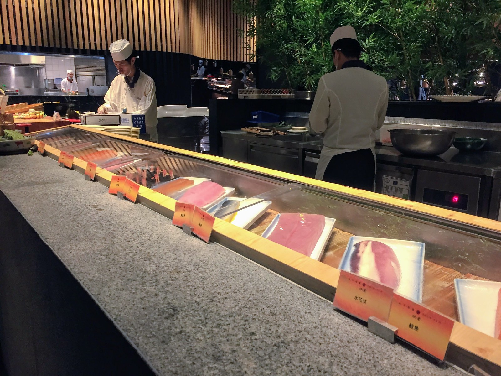 Shinyeh Japanese Buffet