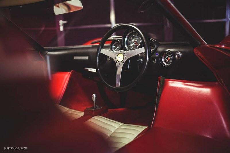 1965 Dino 206 Berlinetta Speciale