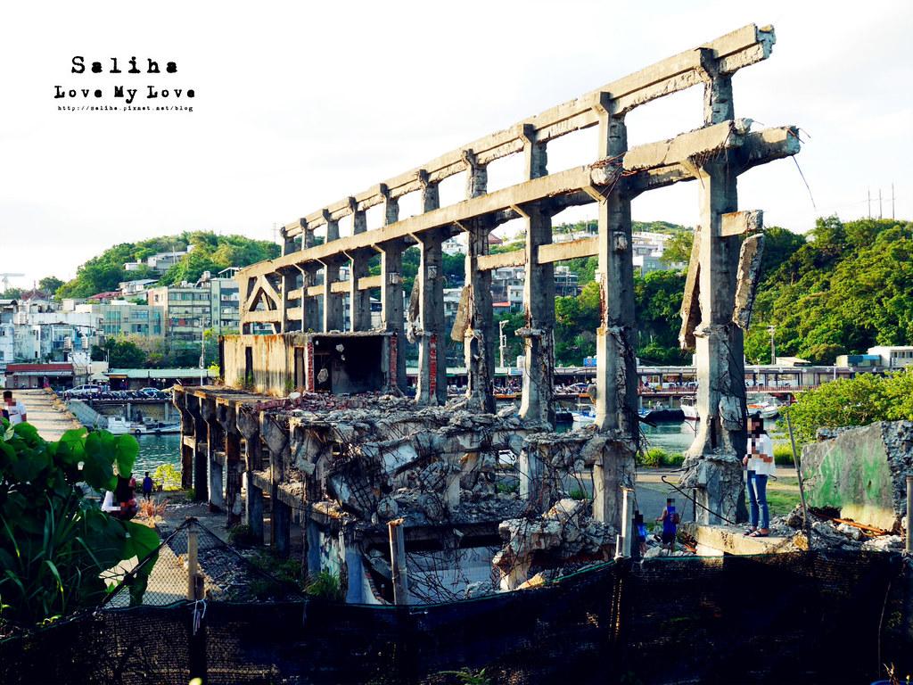 基隆一日遊景點推薦阿根納造船廠遺址 (33)
