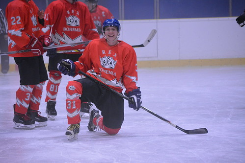 REX Bohemi vs. HC Domynos PHM Cup'18