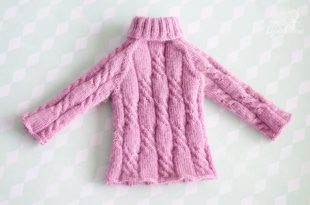 Woolen sweater for YOSD and MSD