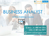 Business Analyst Online Training |  Enroll Now For a Free DEMO Session