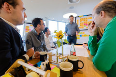 Design A Better Business masterclass @ Zoku Amsterdam, October 2017