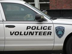 Port Angeles Police Department Volunteer
