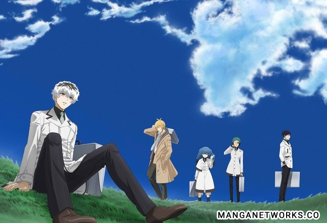 37511185711 ba4bc7c4fc o Hé lộ dàn nhân sự trong anime Tokyo Ghoul:re: Bất ngờ thay đổi đạo diễn và nhà thiết kế nhân vật!