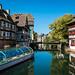 Batorama vor Drehbrücke - Straßburg