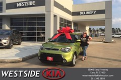 #HappyBirthday to Janet from Dennis Celespara at Westside Kia!