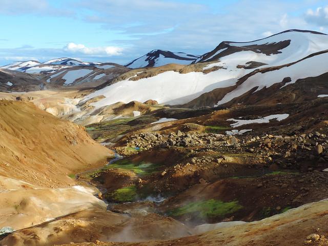Hveradalir, Kerlingafjöll, Highlands, Iceland