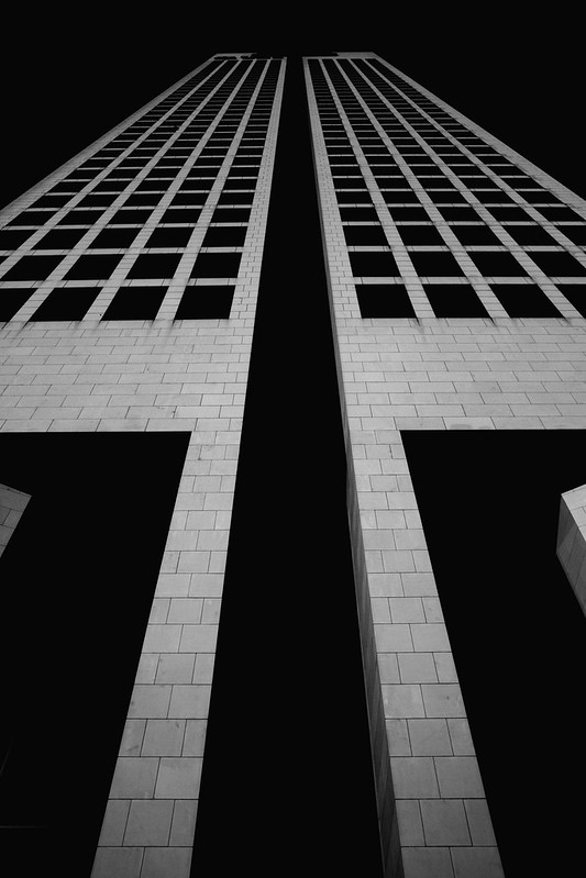 Frankfurt am Main - Opera tower