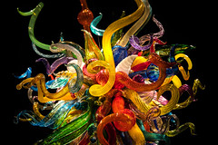 Carnival Chandelier, Chihuly 2008