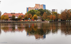 Autumn in StadsPark #InspireMediaGroningen