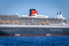 RMS Queen Mary 2 - 2017
