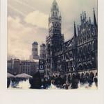 """Munich """"Marienplatz"""""""
