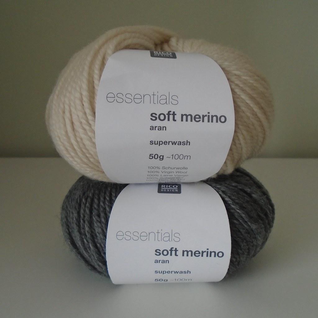 rico design essential soft aran