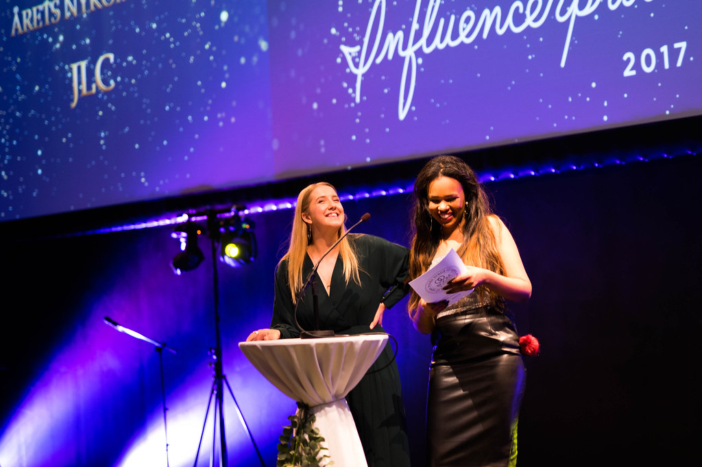Stora Influencerpriset 2017