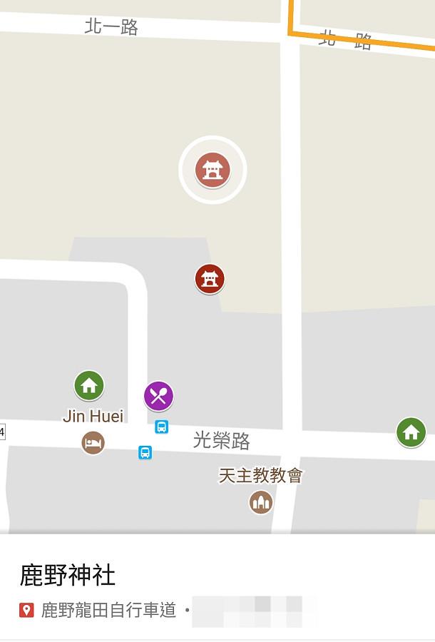 台東景點龍田自行車道B05
