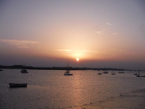 Sunset, Burnham-on-Crouch