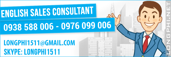 Contact English Sales Consultant