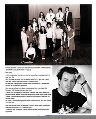 Kelly King 2017 RIP - Flowers for Algernon Cast Photo 1980