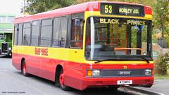 Preserved Black Prince M73 WYG 73