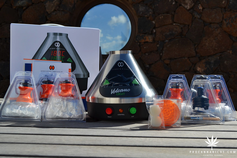 Vaporizador Volcano Digital (3)