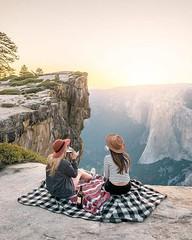 🌎 Taft Point, Yosemite National Park, California, US |  Renee Roaming