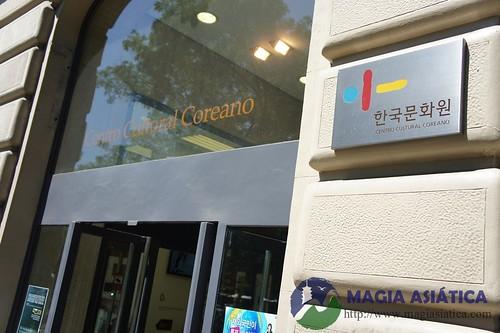 Centro Cultural Coreano Madrid 8