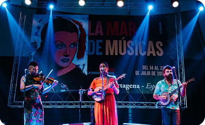 La Mar de Músicas, finalista a los premios Fest