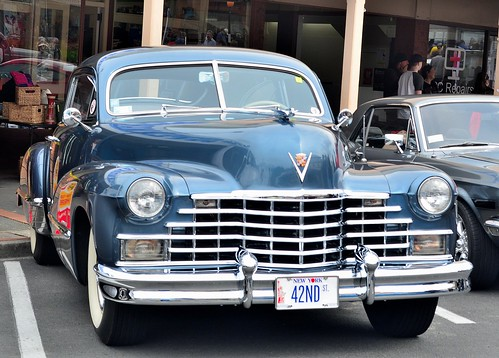 1946 Cadillac Club Coupe Series 62