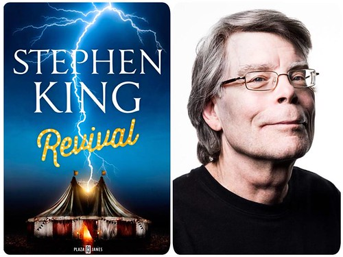"""REVIVAL"" de Stephen King"